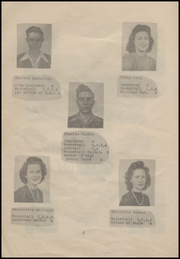 Page 12, 1946 Edition, Bradford High School - Eagle Yearbook (Bradford, AR) online yearbook collection