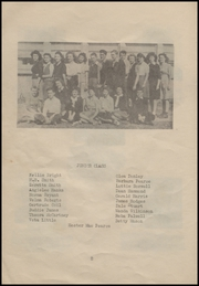 Page 14, 1946 Edition, Bradford High School - Eagle Yearbook (Bradford, AR) online yearbook collection