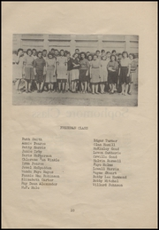 Page 16, 1946 Edition, Bradford High School - Eagle Yearbook (Bradford, AR) online yearbook collection