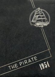 1954 Edition, Jasper High School - Yearbook (Jasper, AR)