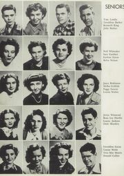 Page 10, 1949 Edition, Rector High School - Cats Paw Yearbook (Rector, AR) online yearbook collection