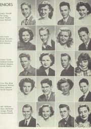 Page 11, 1949 Edition, Rector High School - Cats Paw Yearbook (Rector, AR) online yearbook collection
