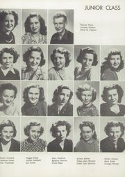 Page 16, 1949 Edition, Rector High School - Cats Paw Yearbook (Rector, AR) online yearbook collection