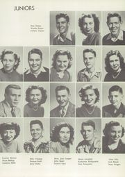 Page 17, 1949 Edition, Rector High School - Cats Paw Yearbook (Rector, AR) online yearbook collection