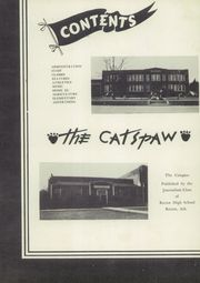Page 5, 1949 Edition, Rector High School - Cats Paw Yearbook (Rector, AR) online yearbook collection