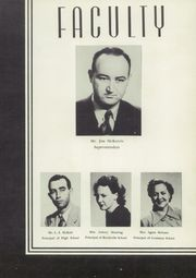 Page 7, 1949 Edition, Rector High School - Cats Paw Yearbook (Rector, AR) online yearbook collection