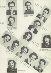 Page 9, 1949 Edition, Rector High School - Cats Paw Yearbook (Rector, AR) online yearbook collection