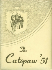 Rector High School - Cats Paw Yearbook (Rector, AR) online yearbook collection, 1951 Edition, Page 1