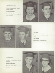 Page 12, 1955 Edition, Rector High School - Cats Paw Yearbook (Rector, AR) online yearbook collection