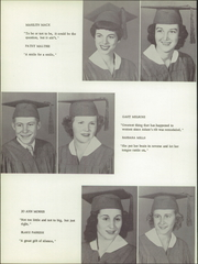 Page 16, 1955 Edition, Rector High School - Cats Paw Yearbook (Rector, AR) online yearbook collection