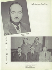 Page 7, 1955 Edition, Rector High School - Cats Paw Yearbook (Rector, AR) online yearbook collection