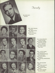 Page 8, 1955 Edition, Rector High School - Cats Paw Yearbook (Rector, AR) online yearbook collection