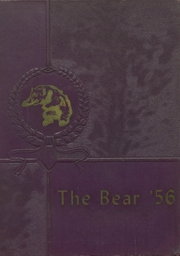 Page 1, 1956 Edition, Bradley High School - Bear Yearbook (Bradley, AR) online yearbook collection