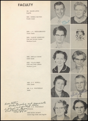 Page 11, 1956 Edition, Bradley High School - Bear Yearbook (Bradley, AR) online yearbook collection