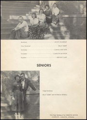 Page 14, 1956 Edition, Bradley High School - Bear Yearbook (Bradley, AR) online yearbook collection