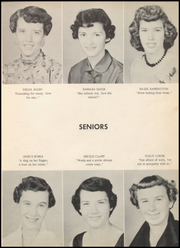Page 15, 1956 Edition, Bradley High School - Bear Yearbook (Bradley, AR) online yearbook collection