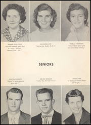 Page 16, 1956 Edition, Bradley High School - Bear Yearbook (Bradley, AR) online yearbook collection