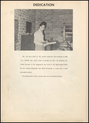 Page 6, 1956 Edition, Bradley High School - Bear Yearbook (Bradley, AR) online yearbook collection
