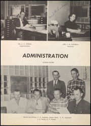 Page 11, 1957 Edition, Bradley High School - Bear Yearbook (Bradley, AR) online yearbook collection