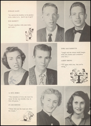 Page 17, 1957 Edition, Bradley High School - Bear Yearbook (Bradley, AR) online yearbook collection