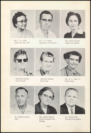 Page 12, 1959 Edition, Bradley High School - Bear Yearbook (Bradley, AR) online yearbook collection