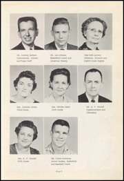 Page 13, 1959 Edition, Bradley High School - Bear Yearbook (Bradley, AR) online yearbook collection