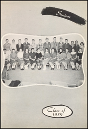 Page 17, 1959 Edition, Bradley High School - Bear Yearbook (Bradley, AR) online yearbook collection