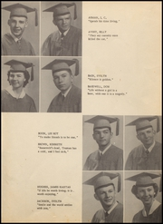 Page 17, 1952 Edition, Mountain Pine High School - Yesteryears Yearbook (Mountain Pine, AR) online yearbook collection