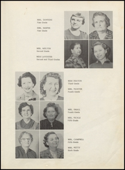 Page 11, 1958 Edition, Mountain Pine High School - Yesteryears Yearbook (Mountain Pine, AR) online yearbook collection