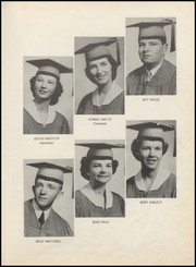 Page 15, 1958 Edition, Mountain Pine High School - Yesteryears Yearbook (Mountain Pine, AR) online yearbook collection