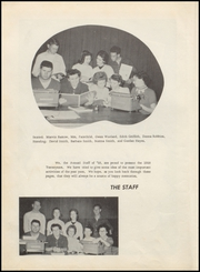 Page 6, 1958 Edition, Mountain Pine High School - Yesteryears Yearbook (Mountain Pine, AR) online yearbook collection
