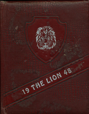 Leachville High School - Lion Yearbook (Leachville, AR) online yearbook collection, 1948 Edition, Page 1