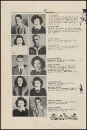 Page 12, 1946 Edition, Mulberry High School - Yellowjacket Yearbook (Mulberry, AR) online yearbook collection