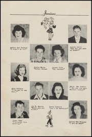 Page 14, 1946 Edition, Mulberry High School - Yellowjacket Yearbook (Mulberry, AR) online yearbook collection