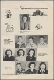 Page 15, 1946 Edition, Mulberry High School - Yellowjacket Yearbook (Mulberry, AR) online yearbook collection