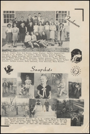 Page 17, 1946 Edition, Mulberry High School - Yellowjacket Yearbook (Mulberry, AR) online yearbook collection