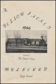 Page 7, 1946 Edition, Mulberry High School - Yellowjacket Yearbook (Mulberry, AR) online yearbook collection