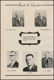 Page 8, 1946 Edition, Mulberry High School - Yellowjacket Yearbook (Mulberry, AR) online yearbook collection