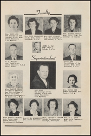 Page 9, 1946 Edition, Mulberry High School - Yellowjacket Yearbook (Mulberry, AR) online yearbook collection