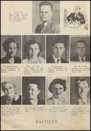 Page 10, 1948 Edition, Mulberry High School - Yellowjacket Yearbook (Mulberry, AR) online yearbook collection