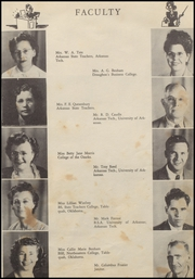 Page 11, 1948 Edition, Mulberry High School - Yellowjacket Yearbook (Mulberry, AR) online yearbook collection