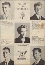 Page 13, 1948 Edition, Mulberry High School - Yellowjacket Yearbook (Mulberry, AR) online yearbook collection
