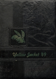 Mulberry High School - Yellowjacket Yearbook (Mulberry, AR) online yearbook collection, 1949 Edition, Page 1