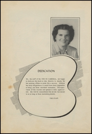 Page 8, 1953 Edition, Harmony Grove High School - Cardinal Yearbook (Benton, AR) online yearbook collection