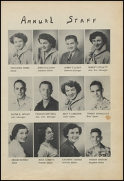 Page 9, 1953 Edition, Harmony Grove High School - Cardinal Yearbook (Benton, AR) online yearbook collection