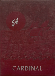 1954 Edition, Harmony Grove High School - Cardinal Yearbook (Benton, AR)