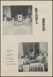Page 15, 1954 Edition, Harmony Grove High School - Cardinal Yearbook (Benton, AR) online yearbook collection