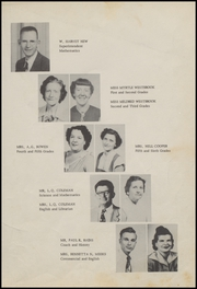 Page 17, 1954 Edition, Harmony Grove High School - Cardinal Yearbook (Benton, AR) online yearbook collection