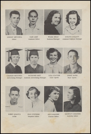 Page 9, 1954 Edition, Harmony Grove High School - Cardinal Yearbook (Benton, AR) online yearbook collection