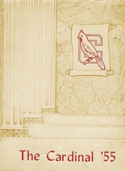 1955 Edition, Harmony Grove High School - Cardinal Yearbook (Benton, AR)